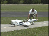 a Jet model in vertical fly